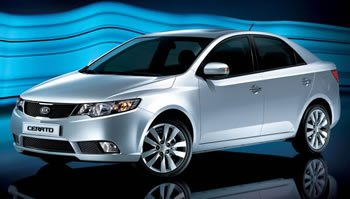 Kia Cerato Forte Repair Service Manual PDF 2009-2010