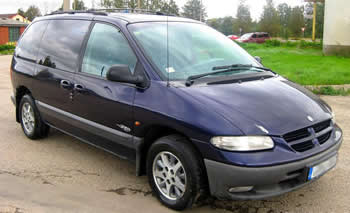 Chrysler Voyager Repair Service Manual PDF 1996-2000