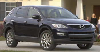 Mazda CX9 Repair Service Manual PDF 2007-2009