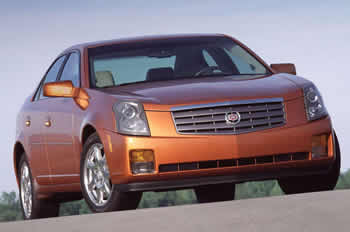 Cadillac CTS Repair Service Manual PDF 2003-2005