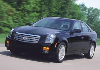 Cadillac CTS Repair Service Manual PDF 2003-2007
