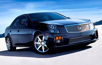 Cadillac CTS Repair Service Manual PDF 2006-2007