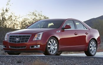 Cadillac CTS-V Repair Service Manual PDF 2008-2009