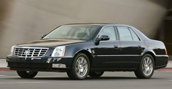 Cadillac DTS Repair Service Manual PDF 2006-2008